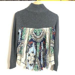 Anthroplogie sweater by Moth